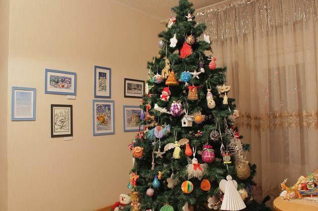 Украшаем свой дом и новогоднюю Ёлку