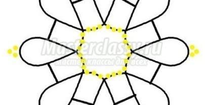 1372341463_frivolite6-405x208 Фриволите крючком для начинающих: схемы, уроки и техника как делать кружево