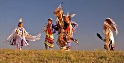 Индейцы Южной Дакоты